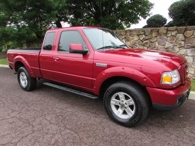 2006 Ford Ranger XL SuperCab for sale VIN: 1FTYR15E06PA36242