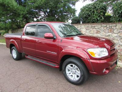 2005 Toyota Tundra Limited Double Cab for sale VIN: 5TBDT48175S477499