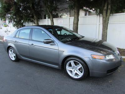 2005 Acura TL 3.2 for sale VIN: 19UUA66275A009534