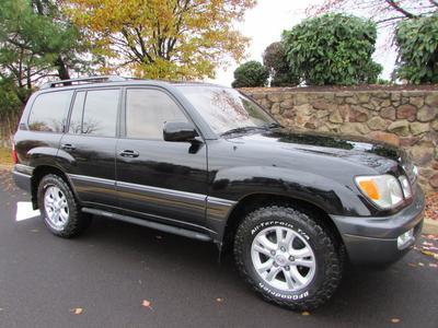 2003 Lexus LX 470  for sale VIN: JTJHT00WX33533486