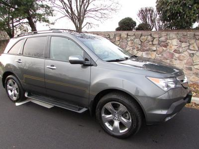 2007 Acura MDX Technology for sale VIN: 2HNYD28857H530784