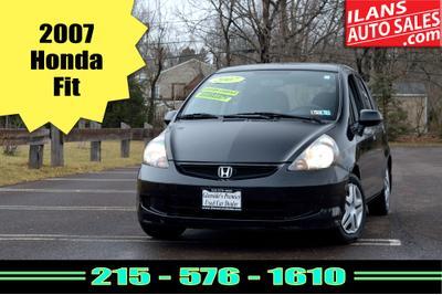 2007 Honda Fit  for sale VIN: JHMGD37457S061662