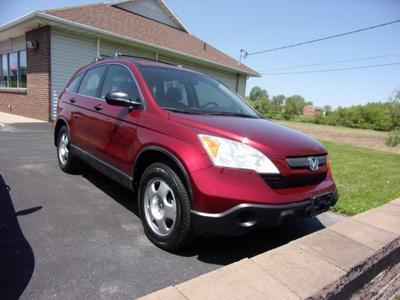 2008 Honda CR-V LX for sale VIN: JHLRE38398C018700