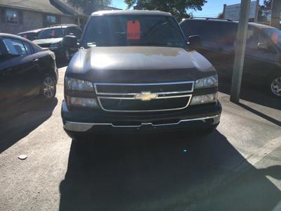 2007 Chevrolet Silverado 1500 LS2 Crew Cab Classic for sale VIN: 2GCEC13V371156770