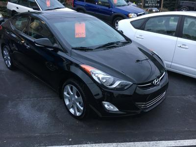 2013 Hyundai Elantra Limited for sale VIN: KMHDH4AE6DU862418
