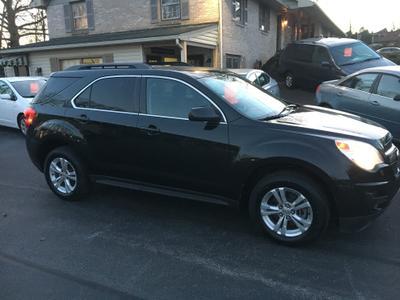 2011 Chevrolet Equinox LT for sale VIN: 2CNALDEC4B6432361