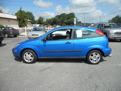 2000 Ford Focus ZX3 for sale VIN: 3FAFP3135YR205427