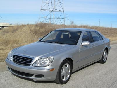 2005 Mercedes-Benz S-Class S430 for sale VIN: WDBNG70J45A442671
