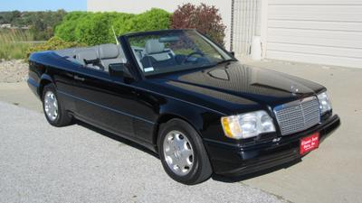 1995 Mercedes-Benz E-Class E320 Cabriolet for sale VIN: WDBEA66E2SC279816