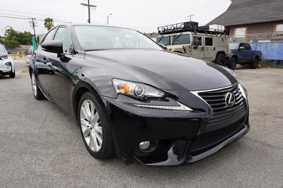 2014 Lexus IS 250 Base for sale VIN: JTHBF1D27E5041789