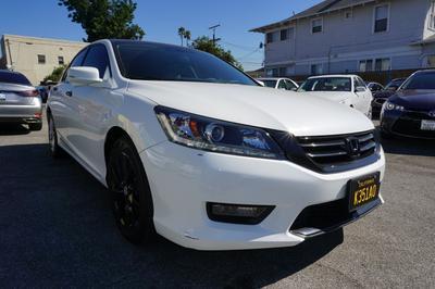 2015 Honda Accord EX-L for sale VIN: 1HGCR3F83FA035122