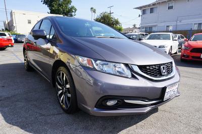 2015 Honda Civic EX-L for sale VIN: 2HGFB2F99FH548901