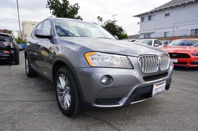 2014 BMW X3 xDrive28i for sale VIN: 5UXWX9C51E0D26626