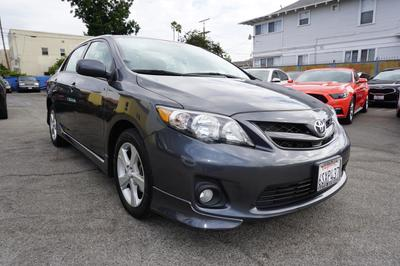2011 Toyota Corolla S for sale VIN: 2T1BU4EE0BC633809