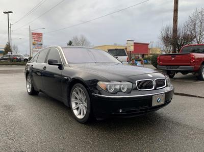 2004 BMW 745 Li for sale VIN: WBAGN63474DS46654