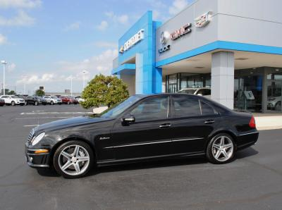2007 Mercedes-Benz E-Class E 63 AMG for sale VIN: WDBUF77X27B144254