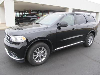 2018 Dodge Durango SXT for sale VIN: 1C4RDJAG9JC212618