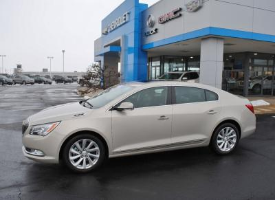 2016 Buick LaCrosse Leather for sale VIN: 1G4GB5G35GF190743