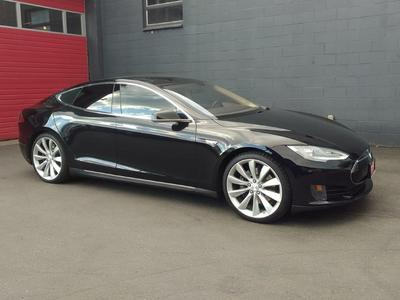 New And Used Tesla Model S In Seattle WA For Less Than - 2013 tesla model s base