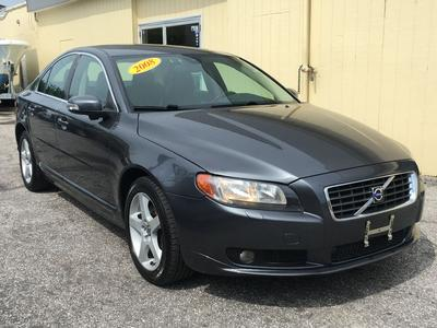 2008 Volvo S80 T6 for sale VIN: YV1AH992081072077
