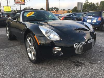 2006 Pontiac Solstice  for sale VIN: 1G2MB33B36Y102515