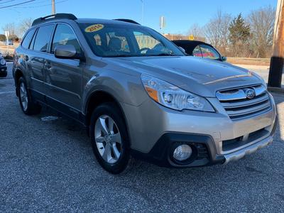 2014 Subaru Outback 2.5i Limited for sale VIN: 4S4BRBLC9E3308463