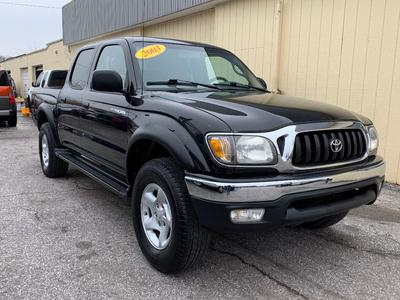 2003 Toyota Tacoma PreRunner Double Cab for sale VIN: 5TEGN92N43Z171464