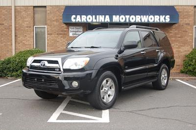 Used Toyota 4runners For Sale In Charlotte Nc Less Than 10 000