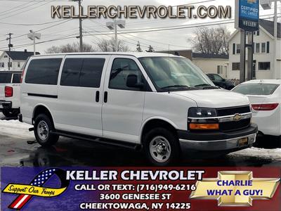 New And Used Passenger Van In Buffalo NY