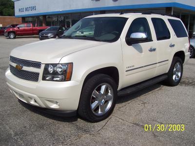 2012 Chevrolet Tahoe LTZ for sale VIN: 1GNSKCE00CR152624