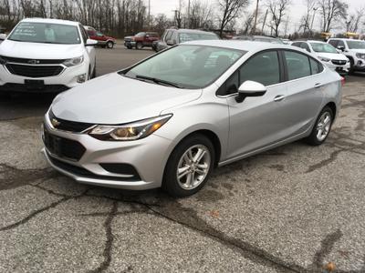 2018 Chevrolet Cruze LT for sale VIN: 1G1BE5SM8J7197525