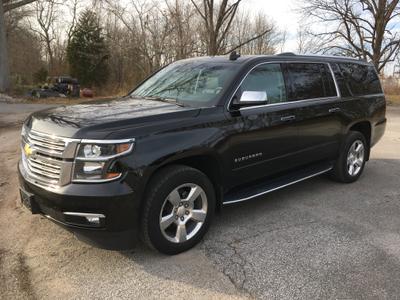 2017 Chevrolet Suburban Premier for sale VIN: 1GNSKJKC8HR146225