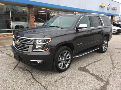 2018 Chevrolet Tahoe Premier for sale VIN: 1GNSKCKC3JR292811