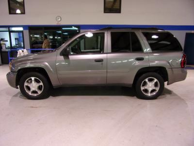 2008 Chevrolet TrailBlazer LS for sale VIN: 1GNDS13SX82240677