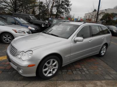 2005 Mercedes-Benz C-Class C240 4MATIC for sale VIN: WDBRH81J35F614095