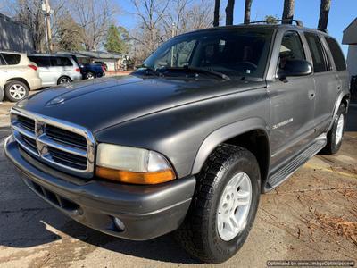 2001 Dodge Durango  for sale VIN: 1B4HR28N51F630385