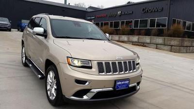 2014 Jeep Grand Cherokee Summit for sale VIN: 1C4RJFJGXEC148813