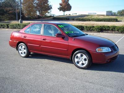 2004 Nissan Sentra 1.8 S for sale VIN: 3N1CB51D64L875276