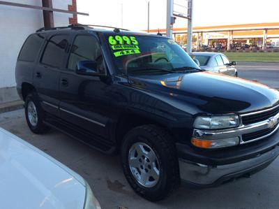 2004 Chevrolet Tahoe LT for sale VIN: 1GNEK13Z44J178985