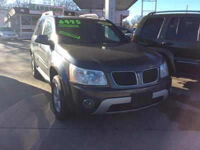 2008 Pontiac Torrent  for sale VIN: 2CKDL43F286032749