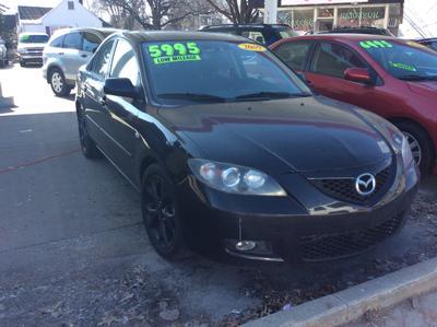 2009 Mazda Mazda3 i Touring Value for sale VIN: JM1BK32G491218156