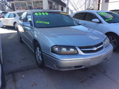 2005 Chevrolet Impala LS for sale VIN: 2G1WH52KX59336887