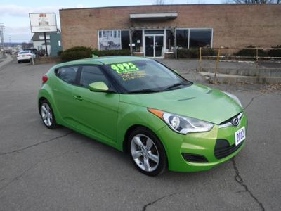 2012 Hyundai Veloster Base For Sale Vin Kmhtc6ad8cu028713