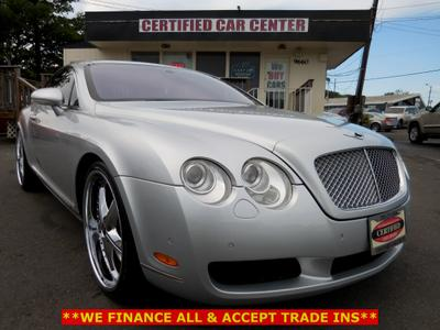 2005 Bentley Continental GT  for sale VIN: SCBCR63W85C026134