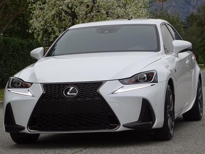 2018 Lexus IS 300 F Sport for sale VIN: JTHBA1D25J5078851