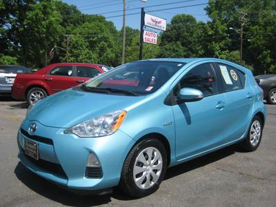 2012 Toyota Prius c One for sale VIN: JTDKDTB31C1011304