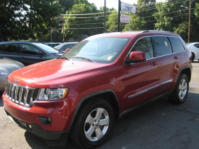 2011 Jeep Grand Cherokee Laredo for sale VIN: 1J4RS4GG9BC636830