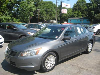2009 Honda Accord LX for sale VIN: 1HGCP26379A078421