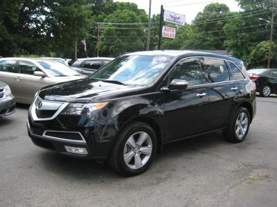 2012 Acura MDX 3.7L Technology for sale VIN: 2HNYD2H32CH540610