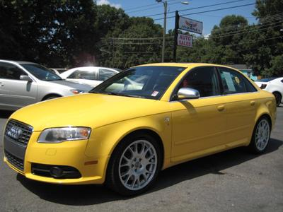 2006 Audi S4 4.2 quattro for sale VIN: WAUGL78E06A011028